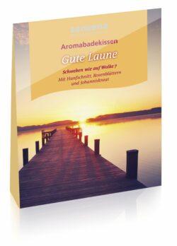 sensena Naturkosmetik Aromabadekissen Gute Laune 12x60g