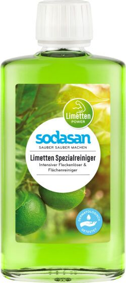 sodasan Limetten Spezialreiniger 6x250ml