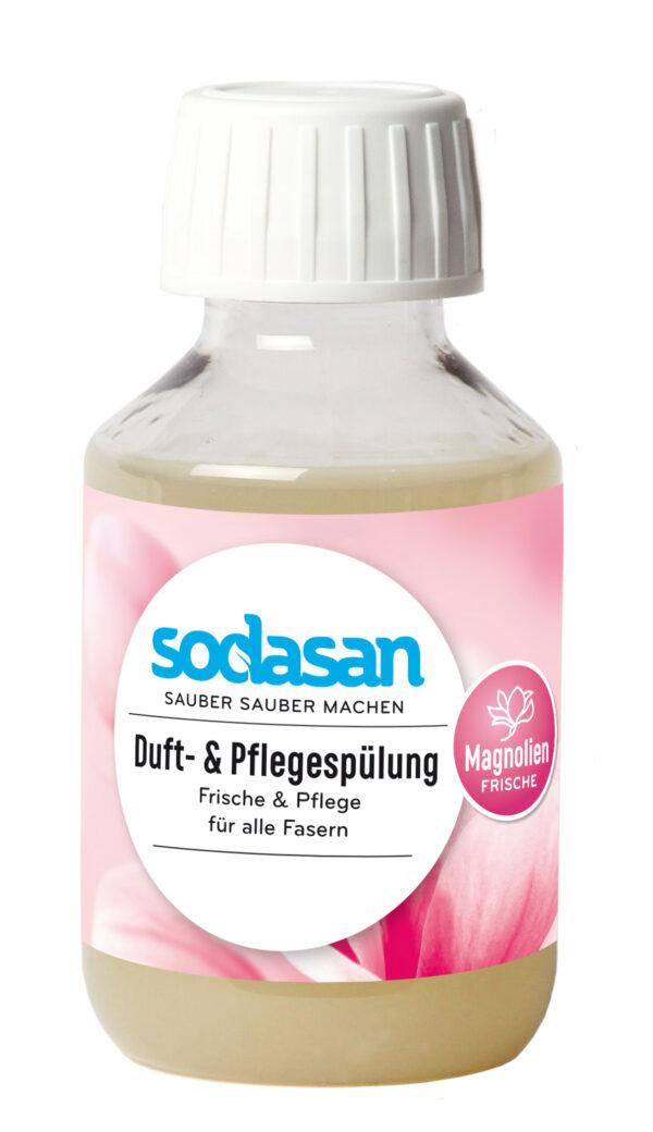 sodasan Wäsche Duft & Pflege Spülung 12 X 12x100ml