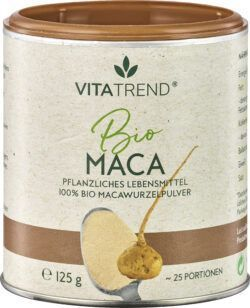 vitatrend Bio Macawurzelpulver 125g
